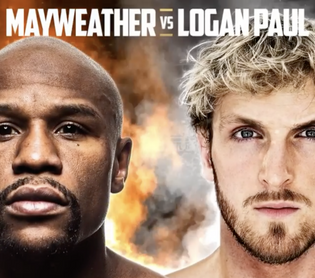 Logan Paul Confirmed To Fight Undefeated Floyd Mayweather