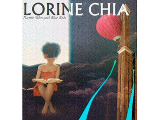 Lorine Chia - Purple Skies & Blue Rain (Mixtape)