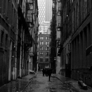 Anthony Jones - New York Alleyway (Prod. By Givtyd)