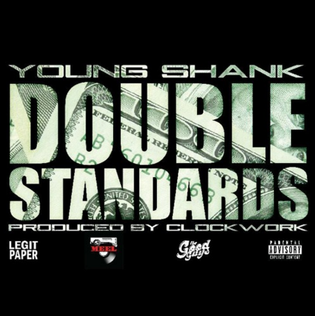 Young Shank - Double Standards