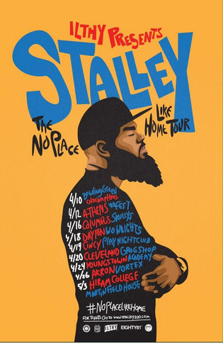 iLTHY Presents Stalley's No Place Like Home Tour
