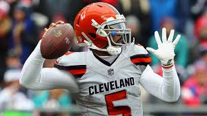 "Tyrod Taylor & The Browns Warming Up To Q Money's ""Work"""