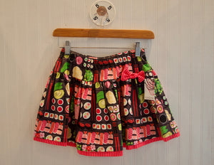 Drop waist skirt in Sushi- 5 yr old