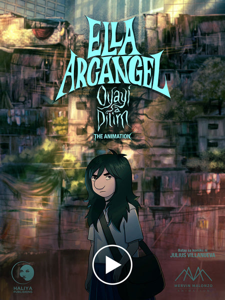 Watch Ella Arcangel: Oyayi sa Dilim (Animation)