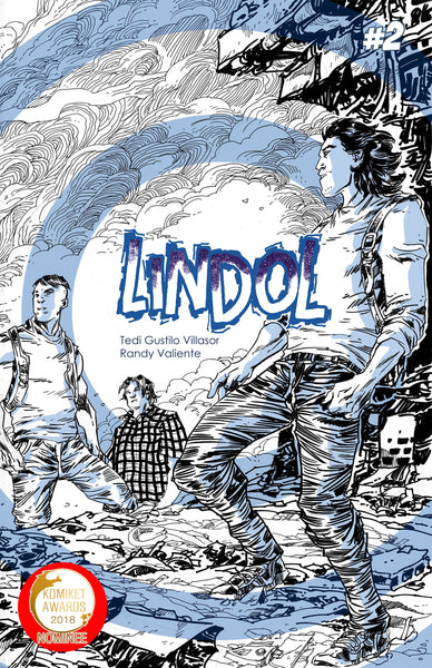 Lindol (Issue #2 | August 2018)
