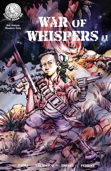War of Whispers #1