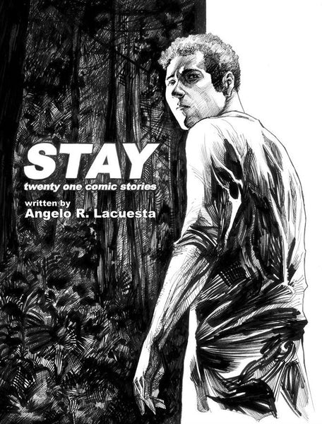 Stay: 21 Comic Story