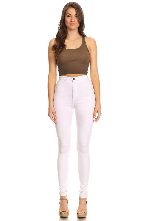 high waisted jeans for women cheap price