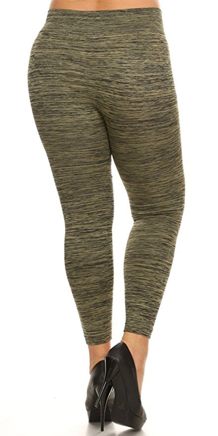Basic Slim Fitted Style Casual Leggings