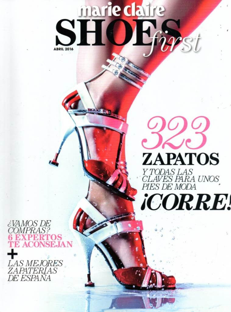 Marie Claire  | Especial Shoes First