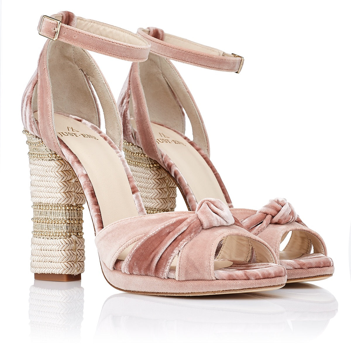 ZAHARA ( 10 CM WITH PLATFORM ) - Just-ENE