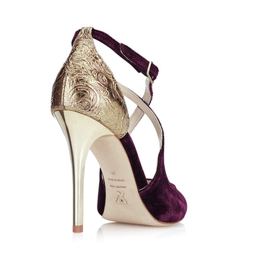 BORDEAUX DALIA (10 CM) - Just-ENE