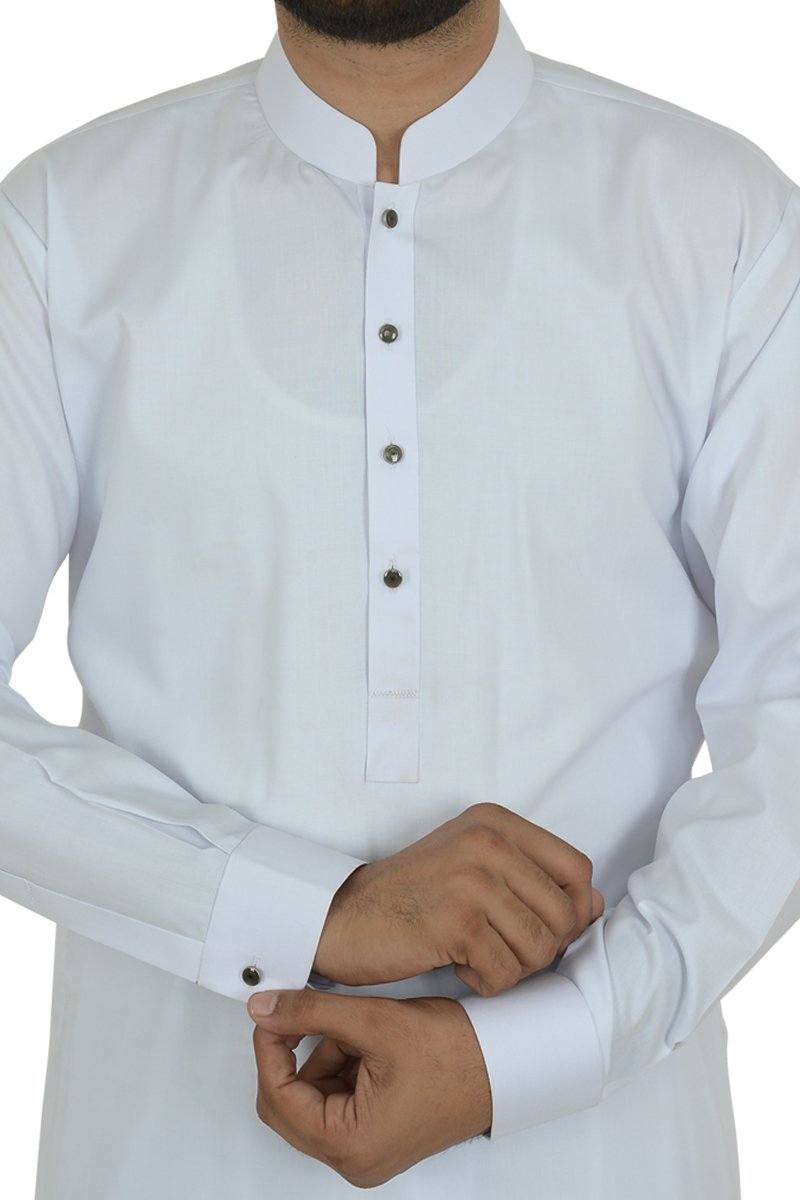 Image of   in White SKU: RQ-40303-Medium-White