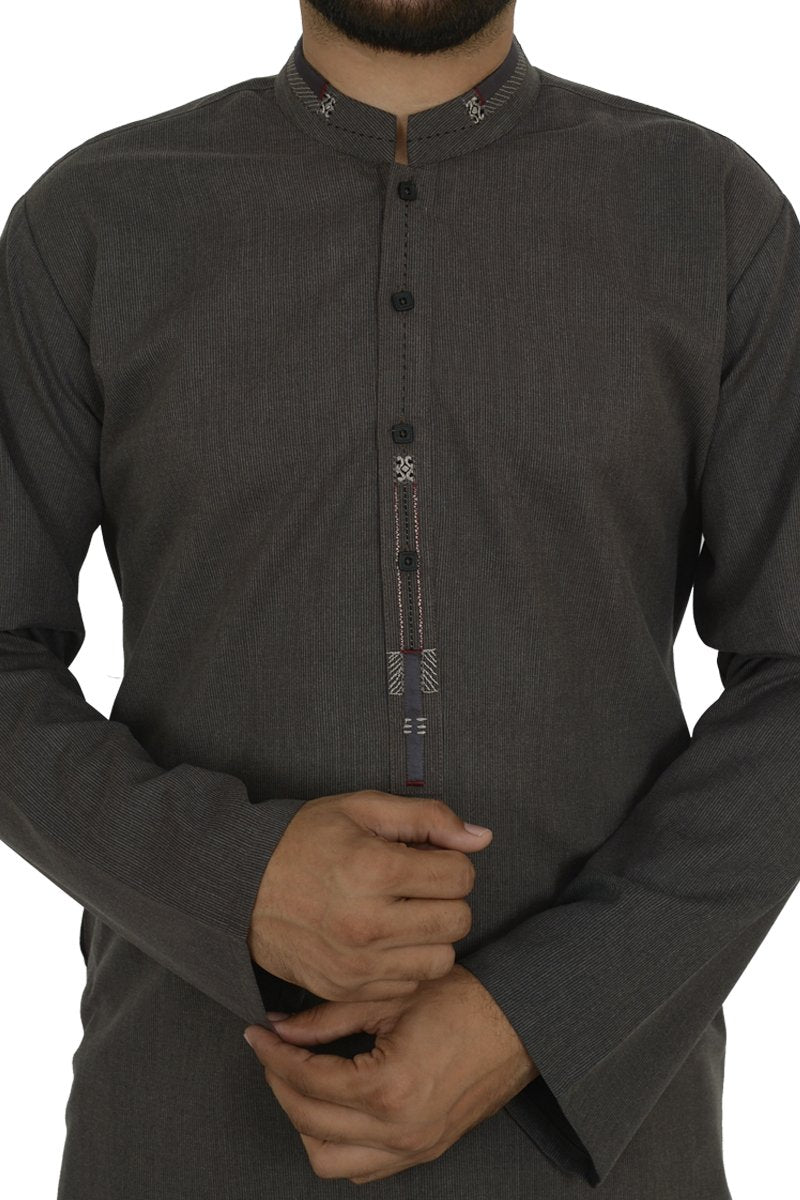 Image of   in Charcoal SKU: RK-39493-Medium-Charcoal