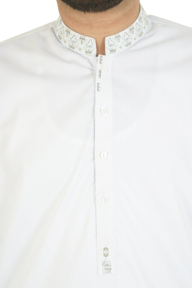 Image of   in White SKU: RQ-40215-Medium-White