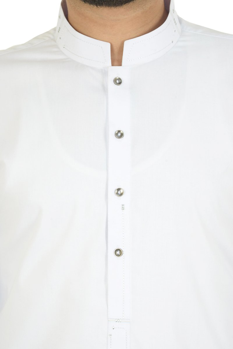 Image of   in White SKU: RQ-40302-Medium-White