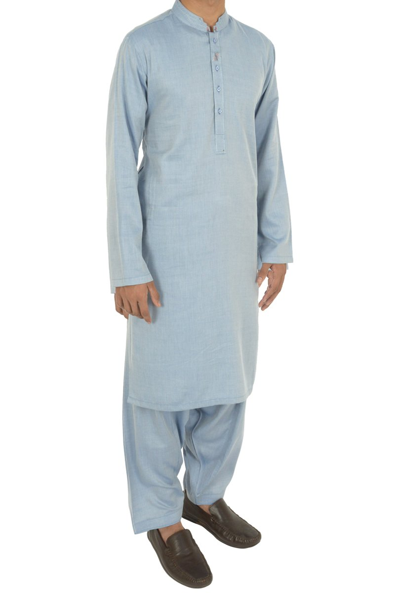 Airforce Blue Shalwar Qameez BQ-40592