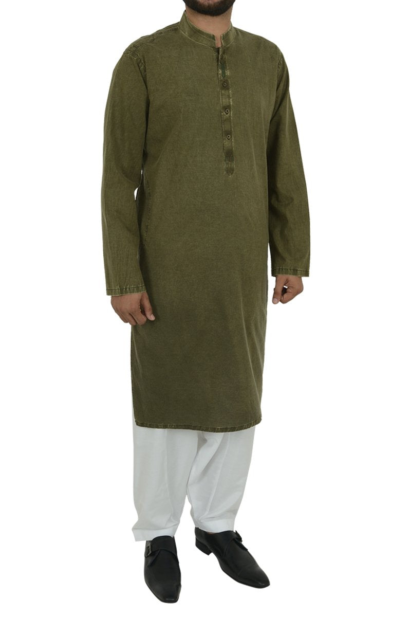 Image of   in Olive Green SKU: RDK-40104-XL-Olive Green