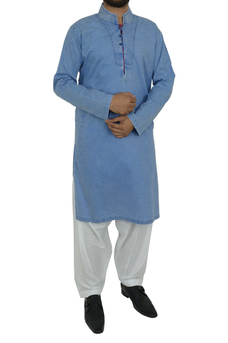 Image of   in Afghan Blue SKU: RDK-40102-XL-Afghan Blue