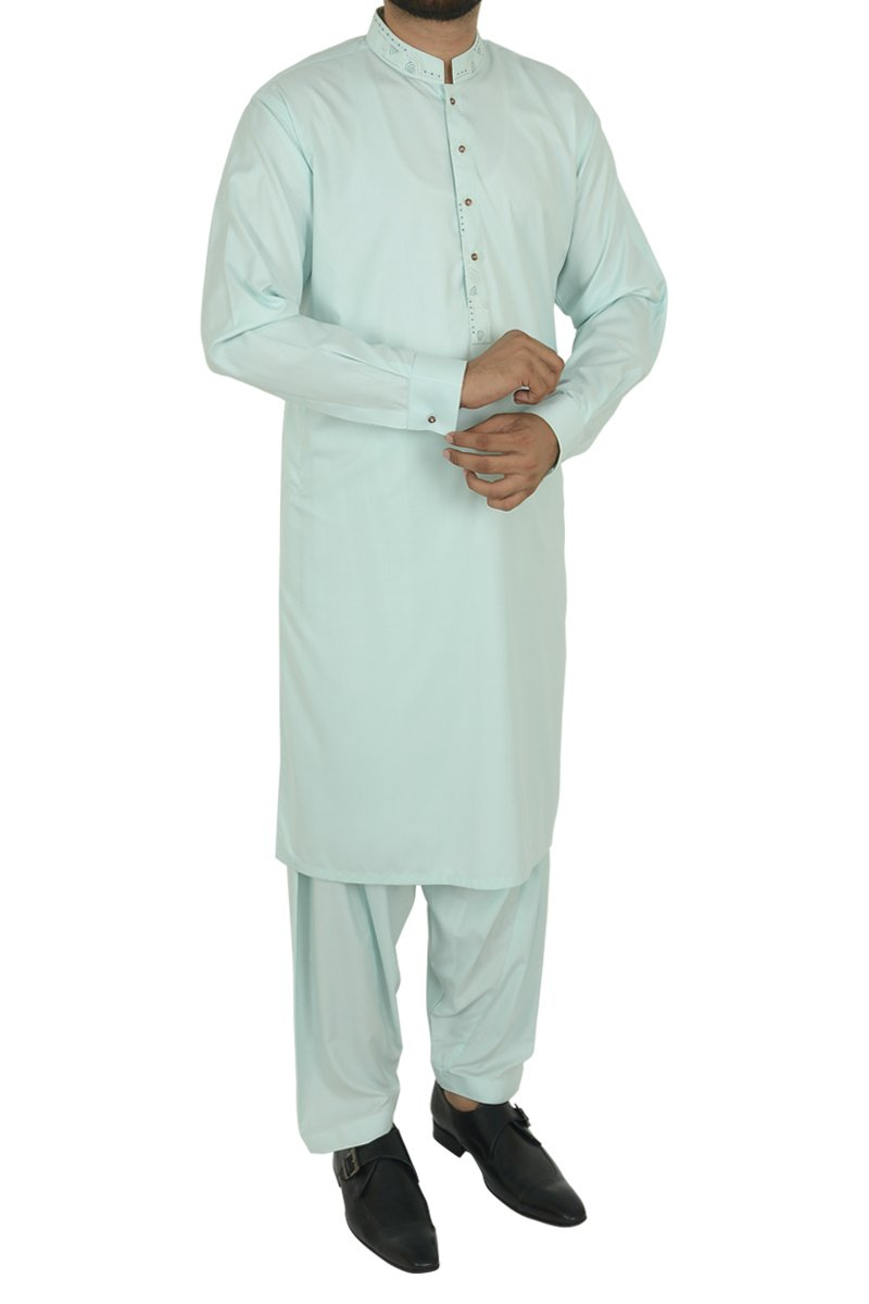 Image of   in Mint Green SKU: RQ-40219-XL-Mint Green