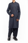 Blackish Blue Shalwar Qameez BQ-39515