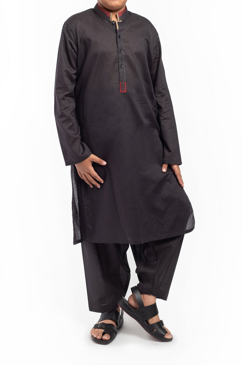 Blackish Green Shalwar Qameez BQ-39532