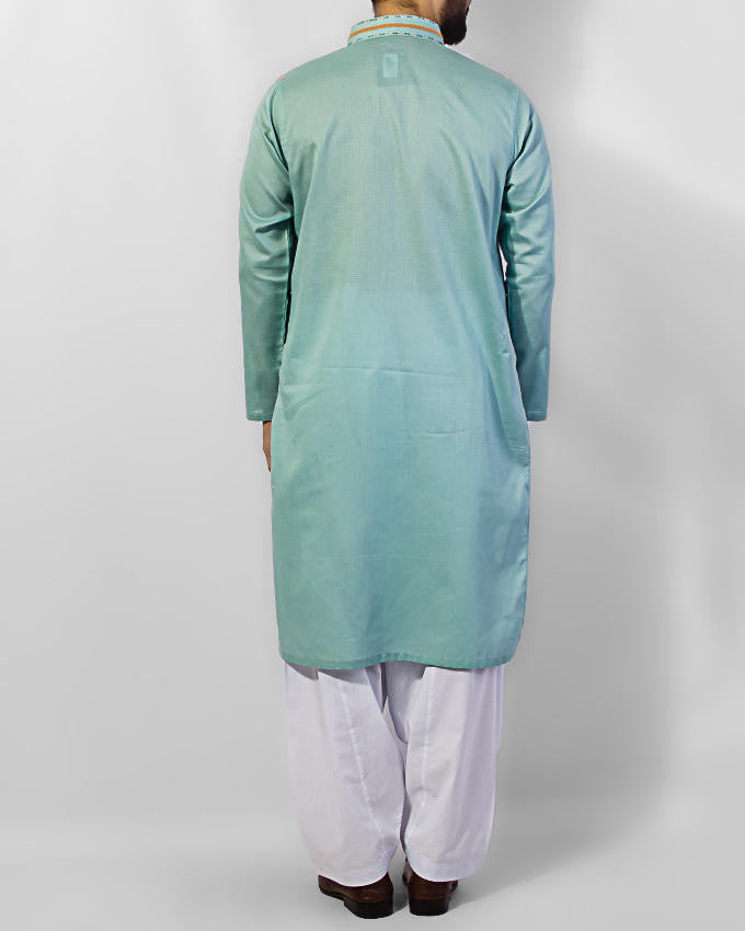 Image of   in Dull Turquoise Blue SKU: RK-15031-Medium-Dull Turquoise Blue