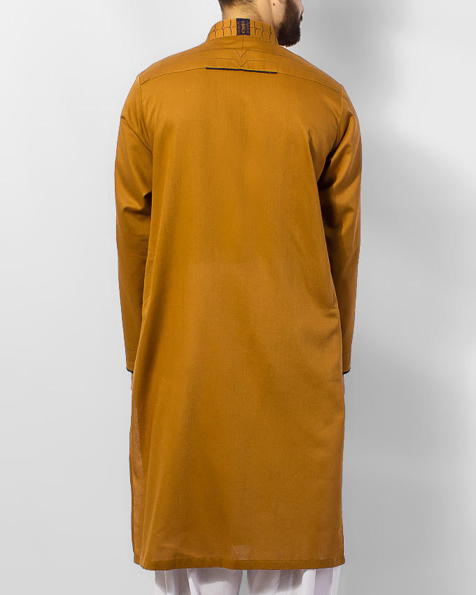 Image of   in Mustard Brown SKU: RK-15034-Medium-Mustard Brown