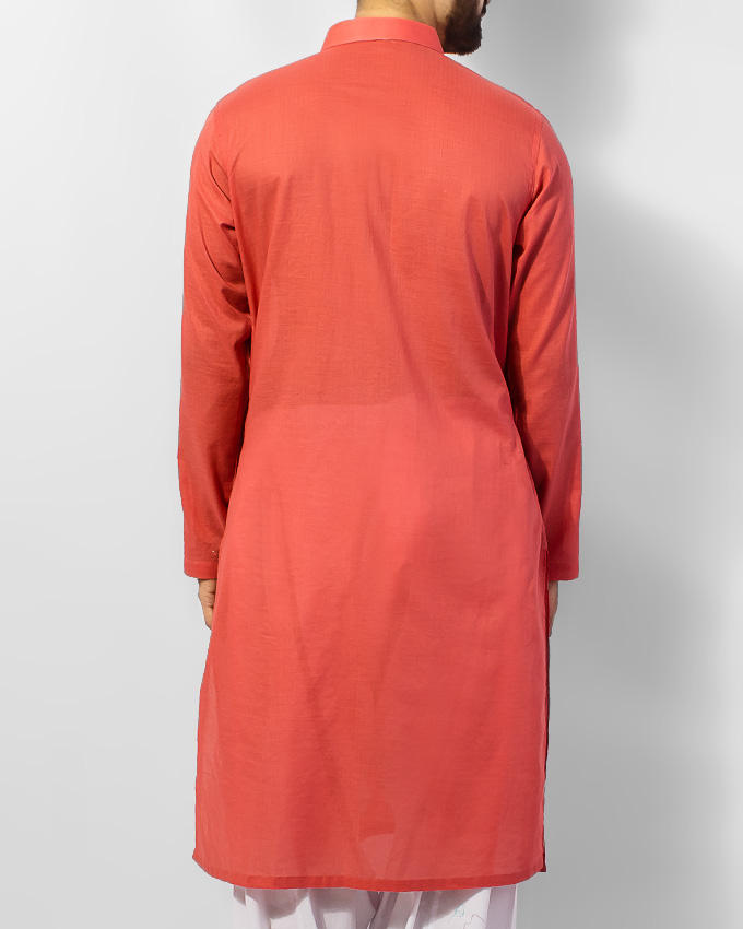 Vermilion (Dark Pink) Kurta For Men RK-15052