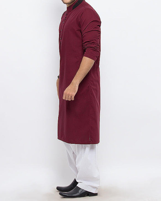 Image of   in Maroon SKU: RK-15331-Medium-Maroon