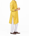 Image of Men Men Kurta in Turkish Yellow SKU: RK-16153-Small-Turkish Yellow