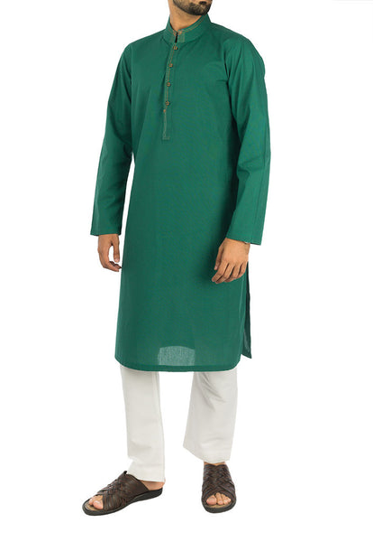 Egyptian Green Kurta. RK-16275