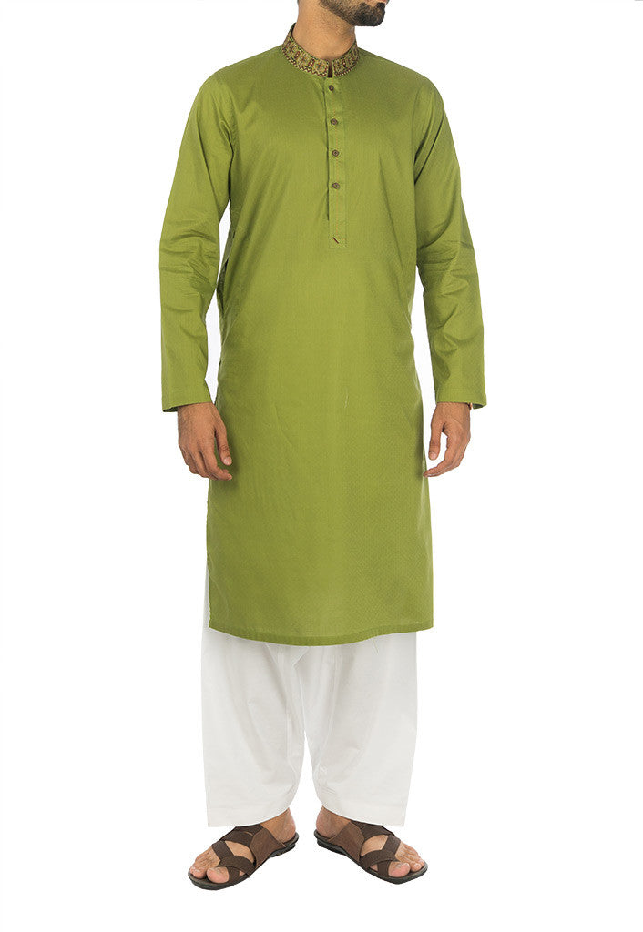 Image of   in Basil Green SKU: RK-17108-Medium-Basil Green