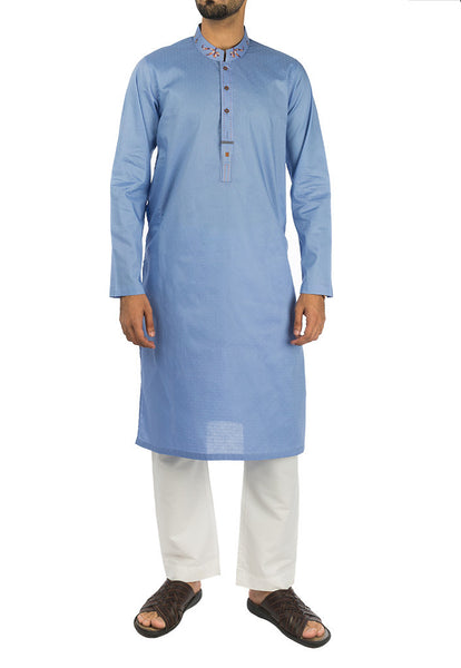 Royal Blue Kurta. RK-17123