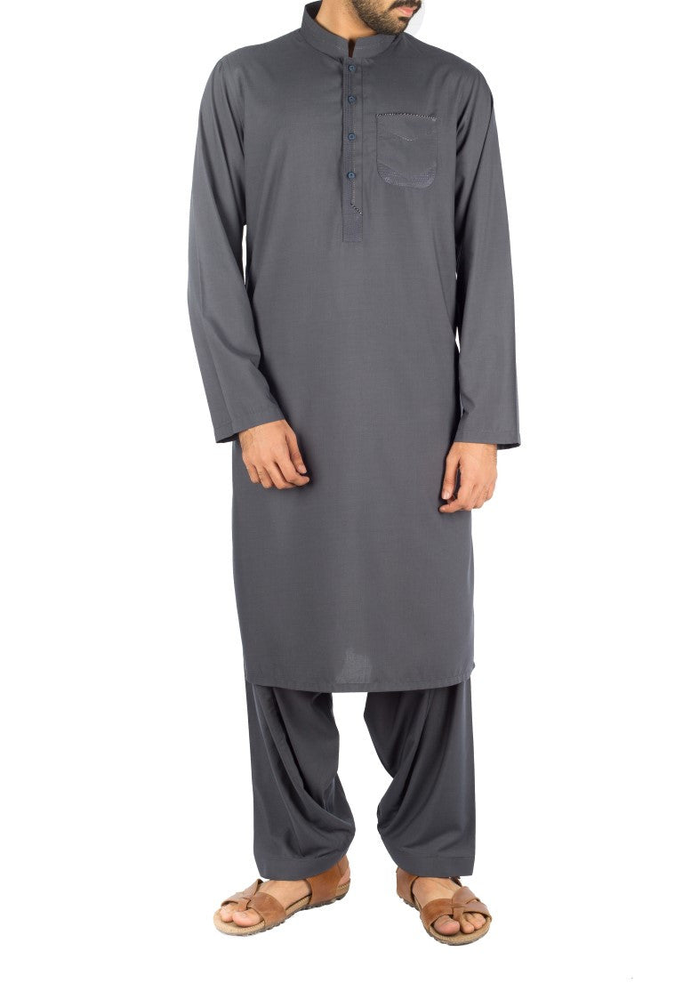 Image of   in Greyish Blue SKU: RQ-16265-Medium-Greyish Blue