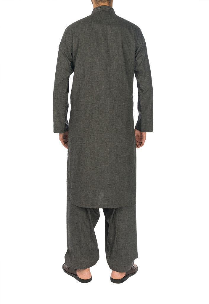 Mineral Grey Suit. RQ-17122