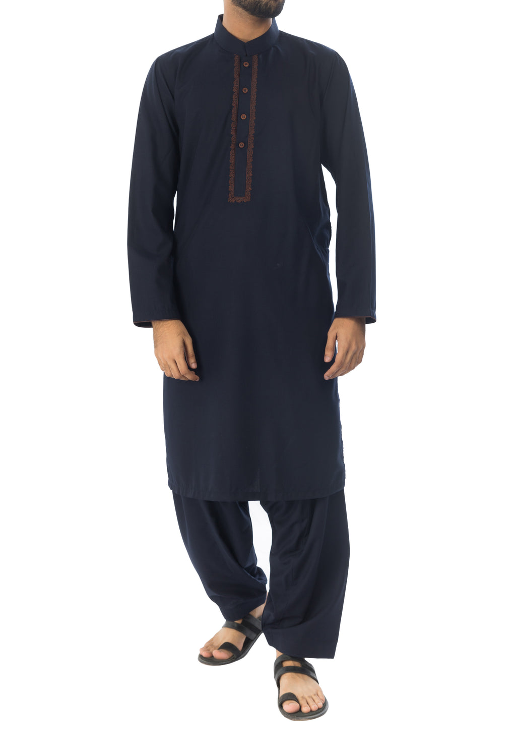 Image of   in Navy Blue SKU: RQ-17129-Medium-Navy Blue