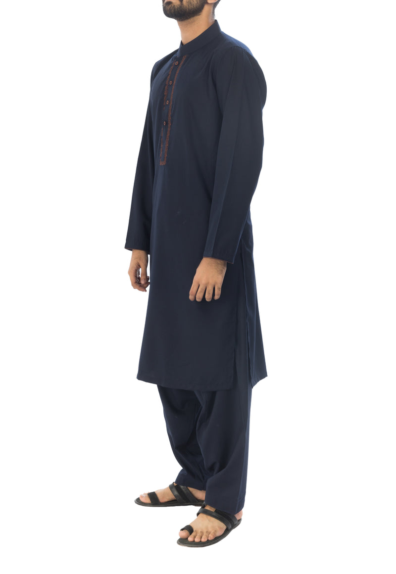 Image of   in Navy Blue SKU: RQ-17129-Large-Navy Blue
