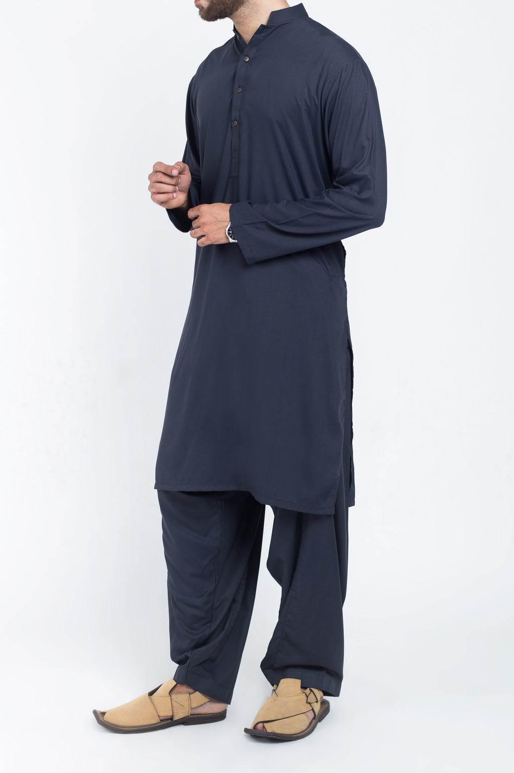Image of   in Navy Blue SKU: RQ-39303-Large-Navy Blue