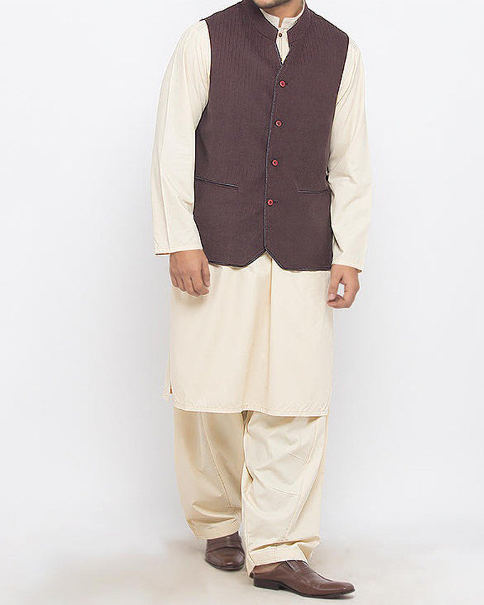 Image of Men Waist Coat Persia -1 Product Code: RWC-011