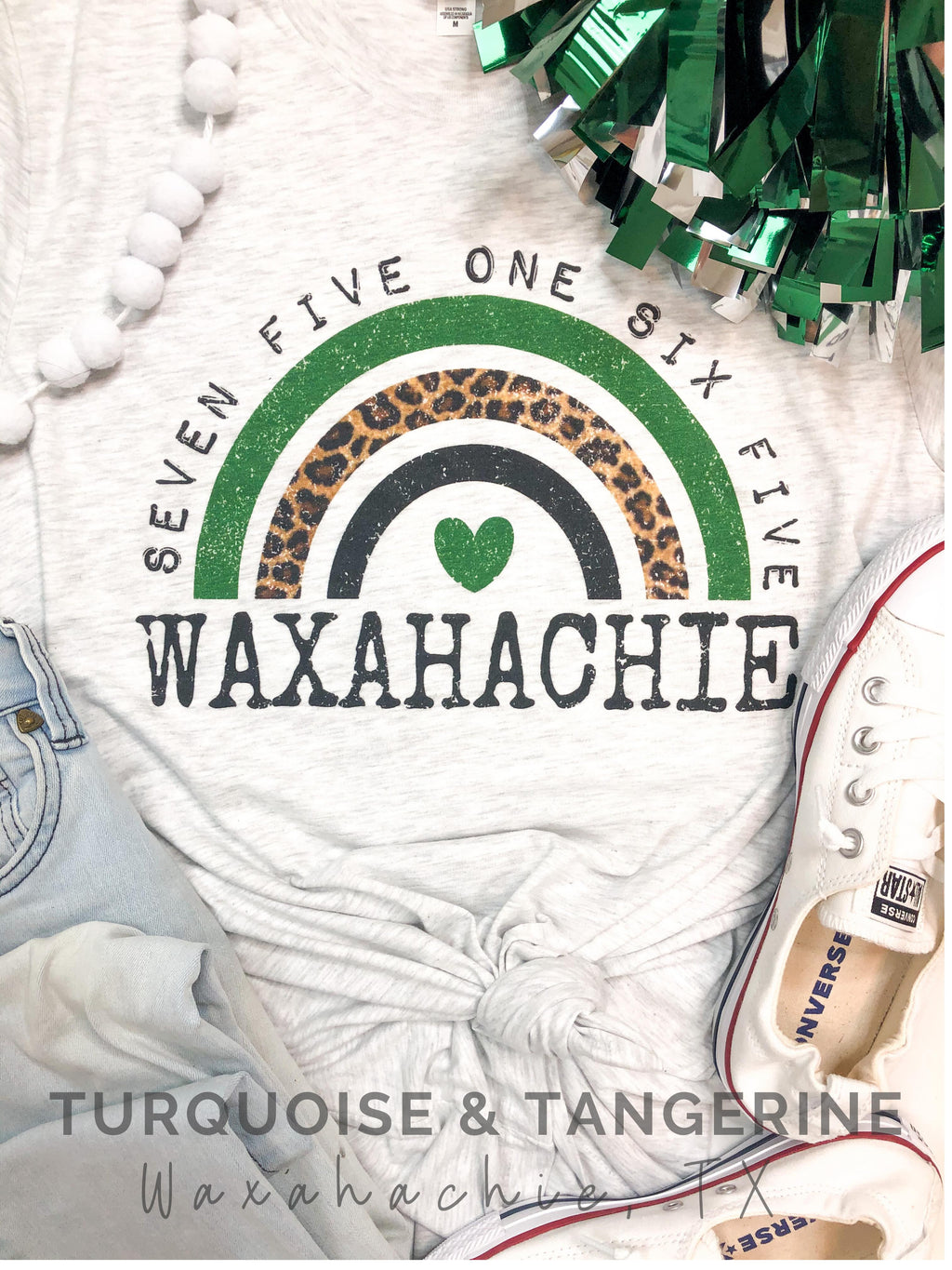 Youth Waxahachie Rainbow T-Shirt Preorder