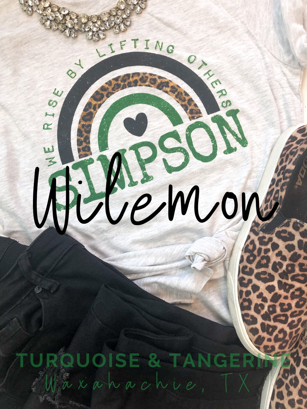 Wilemon Rainbow T-Shirt