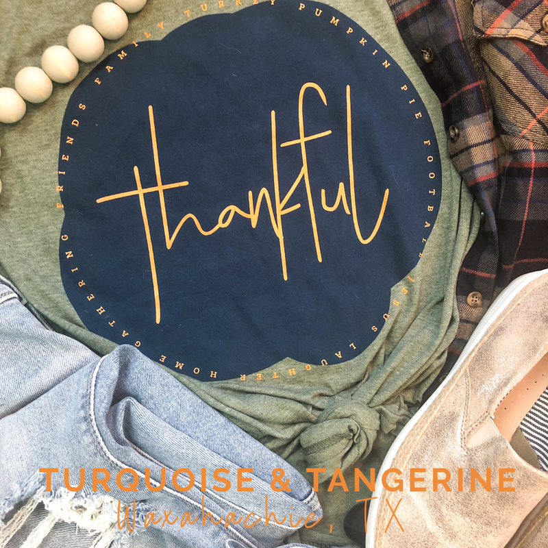 Thankful T-Shirt PREORDER