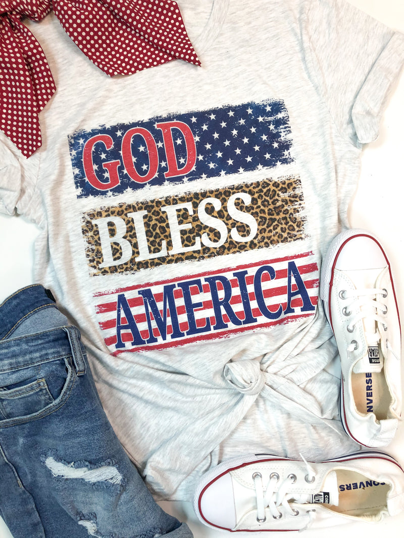God Bless America T-Shirt Preorder