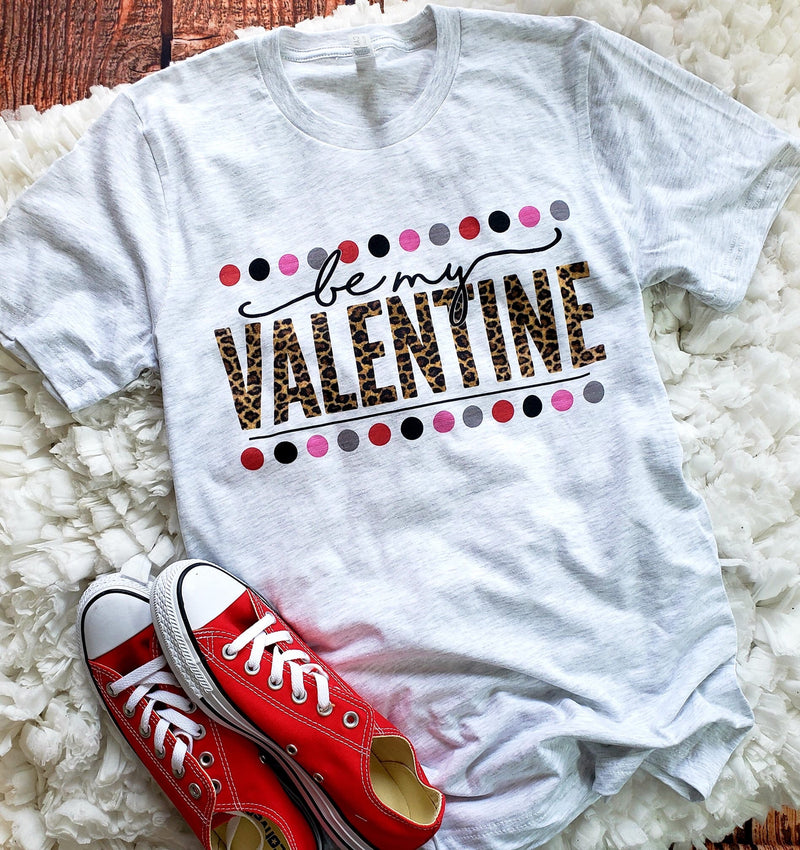 Be My Valentine Dots T-Shirt Preorder