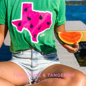 Texas Watermelon T-Shirt Preorder