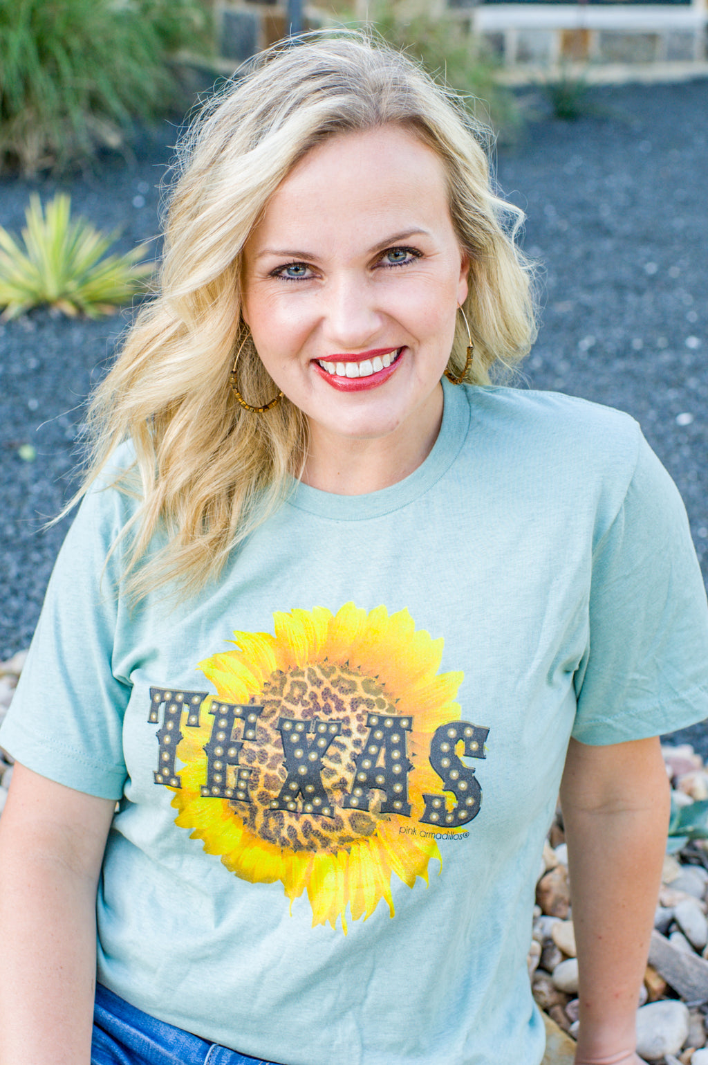 Texas Sunflower T-Shirt Preorder