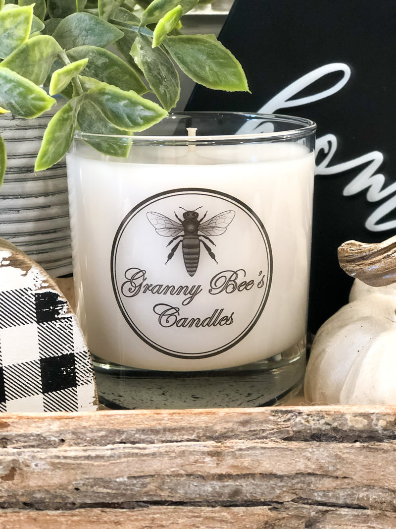 Pumpkin Brulee 11 Ounce Candle