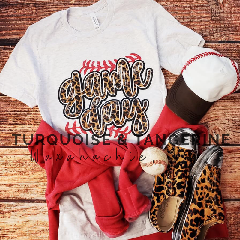 Baseball Gameday T-Shirt PREORDER