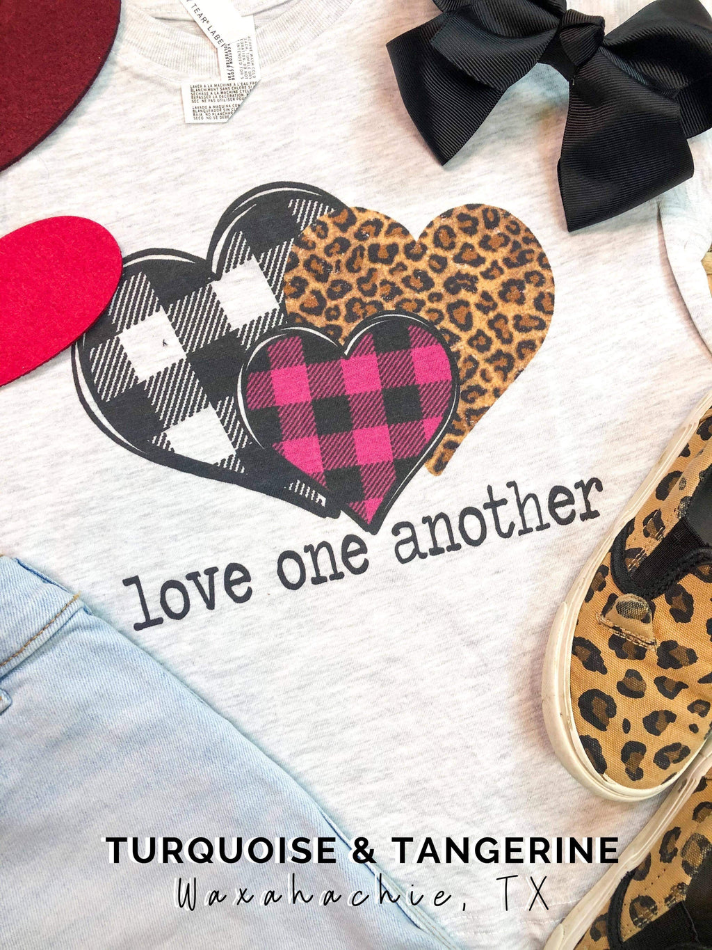 Toddler Love One Another T-Shirt PREORDER